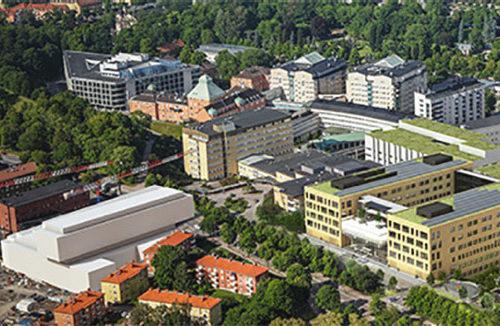 Nya akademiska sjukhuset i Uppsala