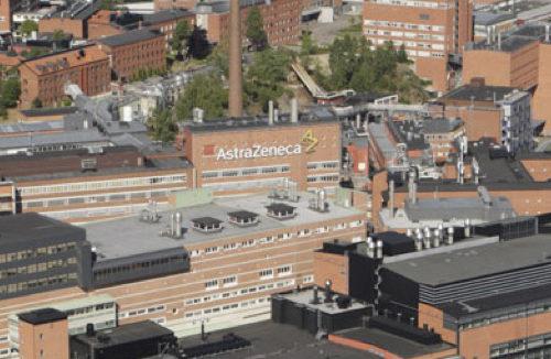 Astra Zeneca Gärtuna-Södertälje